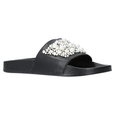 Carvela Kirsty Embellished Slider Sandals