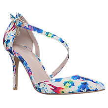 Buy Carvela Lotus Pointed Toe Court Shoes, Multi Online at johnlewis.com