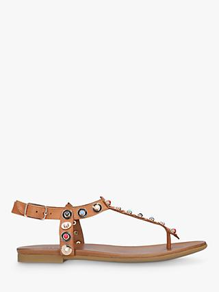 Carvela Kankan Studded T-Bar Sandals