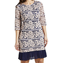 Buy Celuu Heidi Pleated Hem Dress Online at johnlewis.com