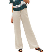 Buy Jaeger Patch Pocket Trousers, Stone Online at johnlewis.com