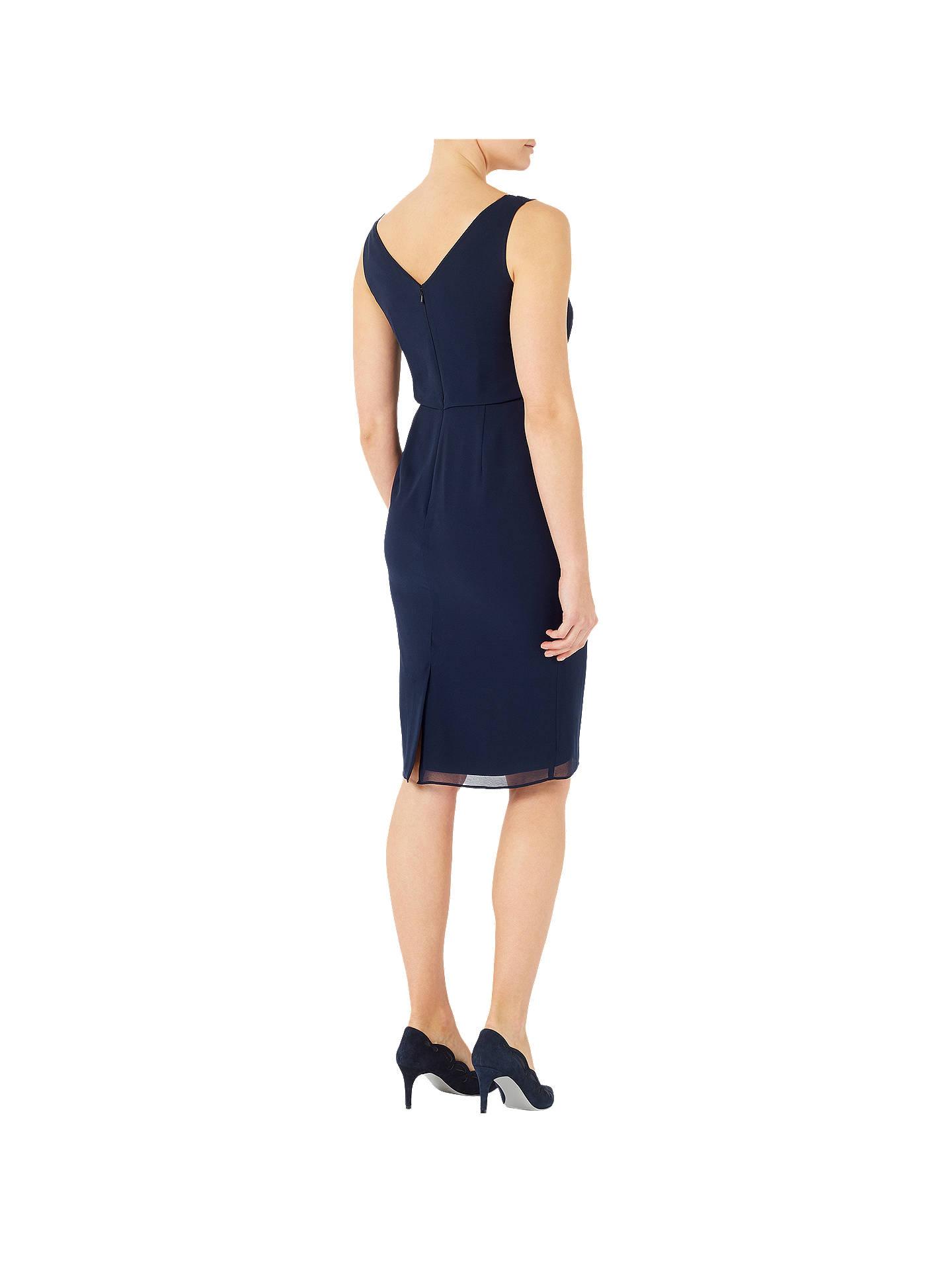 a7b5886a01975 ... Buy Jacques Vert Chiffon Lace Trim Dress
