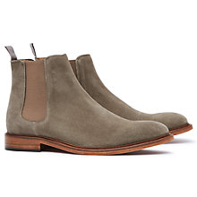Buy Reiss Tenor Suede Leather Chelsea Boots Online at johnlewis.com