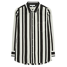 Buy Gerard Darel Chance Blouse, Black Online at johnlewis.com