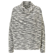 Buy BOSS Orange Taturtle Textured Jumper, Open Mis Online at johnlewis.com