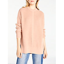 Buy AND/OR Lindsey Rib Stitch Jumper Online at johnlewis.com