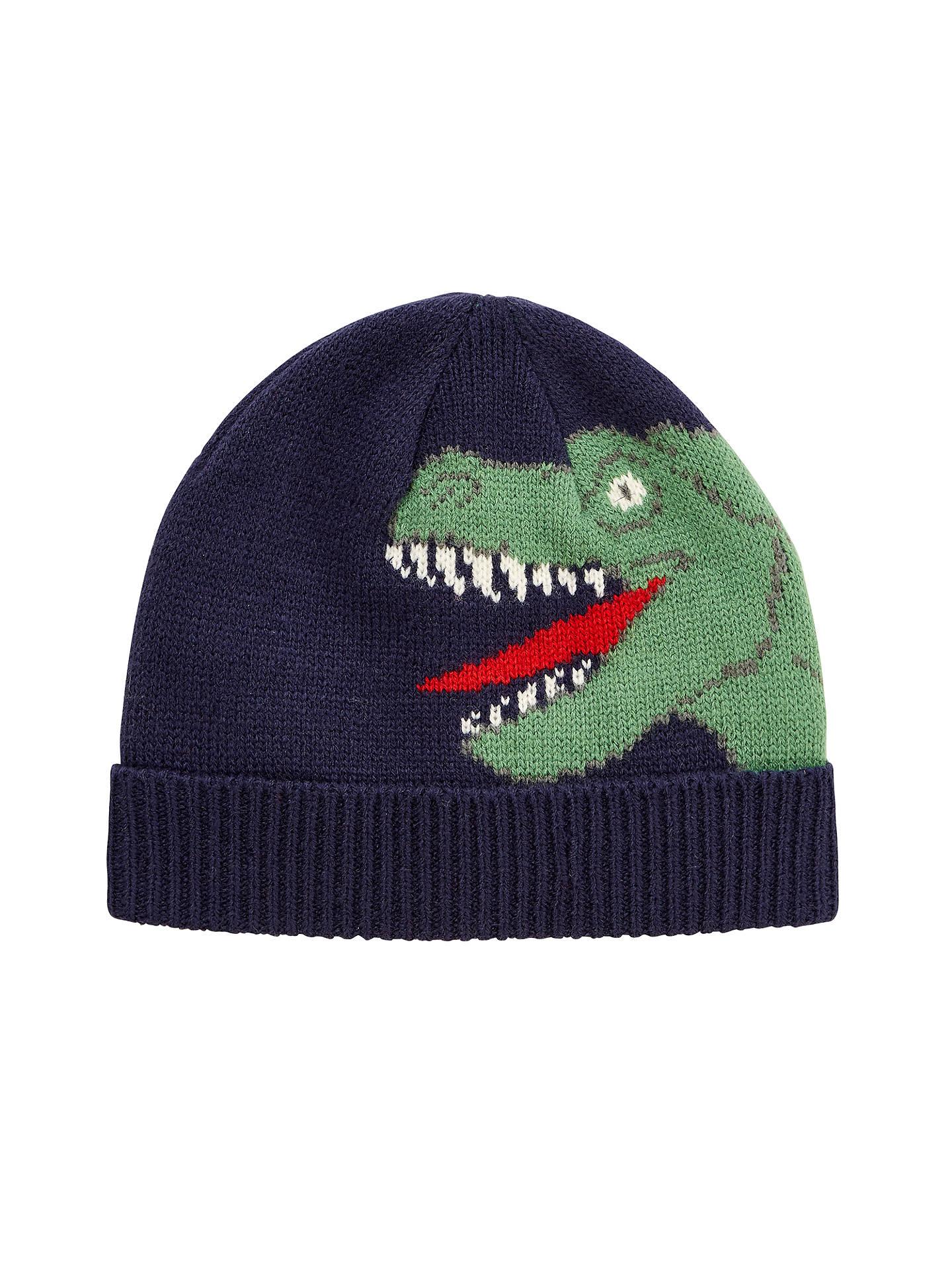 BuyJohn Lewis Children s Dinosaur Beanie Hat f4148b6a39e