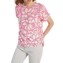 Buy White Stuff Maisie Top, White Online at johnlewis.com