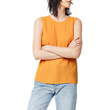 Buy Warehouse Open Back Tie Top Online at johnlewis.com