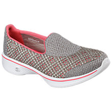Buy Skechers Go Walk 4 Kindle Trainers Online at johnlewis.com