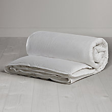 Buy John Lewis Goose Feather & Down Duvet, 11.5 Tog (4.5 + 7 Tog) All Seasons Online at johnlewis.com
