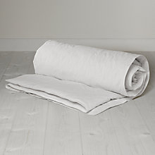 Buy John Lewis 90/10 Goose and Duck Down Duvet, 4.5 Tog Online at johnlewis.com