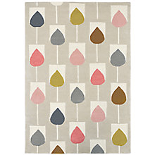 Buy Scion Sula Rug, Pink Online at johnlewis.com