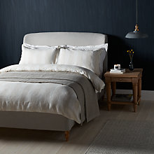 Buy John Lewis Croft Collection Linen Stripe Bedding Online at johnlewis.com