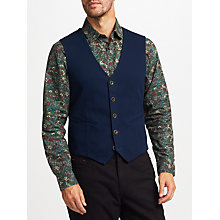 Buy John Lewis Washed Cotton Waistcoat Online at johnlewis.com