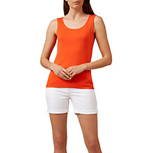 Buy Hobbs Holden Tank Top, Sunkissed Online at johnlewis.com