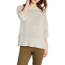 Buy White Stuff Drift Jumper, Natural Online at johnlewis.com