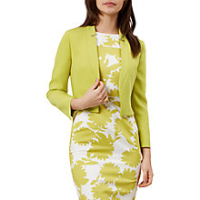 Buy Hobbs Imogen Jacket, Lemondrop Mul Online at johnlewis.com