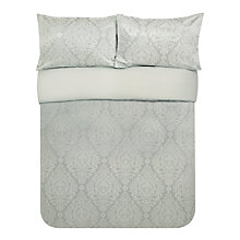 Buy John Lewis Palace Jacquard Duvet Cover and Pillowcase Set Online at johnlewis.com