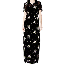 Buy Ghost Christy Dress, Black Online at johnlewis.com