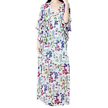 Buy Ghost Poppy Floral Print Dress, Sally Bloom Online at johnlewis.com