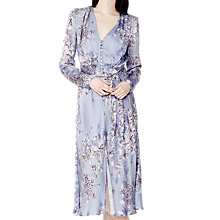 Buy Ghost Meryl Dress, Mariana Bloom Online at johnlewis.com