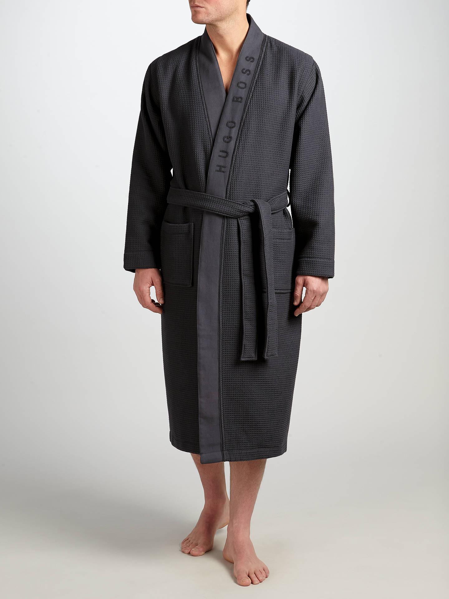 BOSS Waffle Kimono Hombre