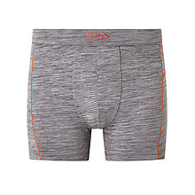 Buy BOSS Athletic Trunks, Grey Online at johnlewis.com