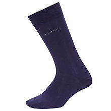 Buy BOSS Marc Combed Stretch Cotton Socks Online at johnlewis.com