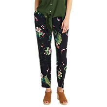 Buy Phase Eight Mila Tropical Print Trousers, Multi Online at johnlewis.com