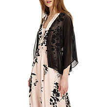 Buy Phase Eight Katy Beaded Cover Up Online at johnlewis.com