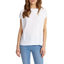 Buy Phase Eight Wilma Wave Top Online at johnlewis.com