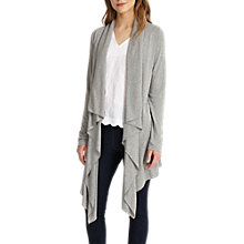 Buy Phase Eight Zia Cardigan, Silver Marl Online at johnlewis.com
