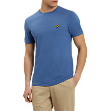 Buy Lyle & Scott Plain Crew Neck T-Shirt Online at johnlewis.com