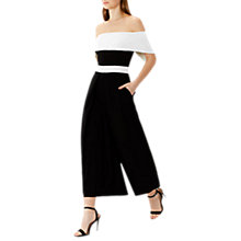 Buy Coast Maddie Bardot Jumpsuit, Mono Online at johnlewis.com
