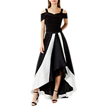 Buy Coast Esmerelda Soft Skirt, Mono Online at johnlewis.com