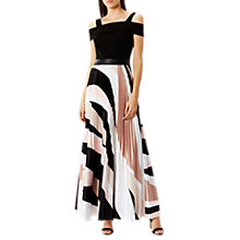 Buy Coast Rockafella Print Maxi Dress, Multi Online at johnlewis.com