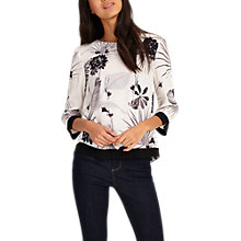 Buy Phase Eight Belle Printed Blouse, Multi Online at johnlewis.com