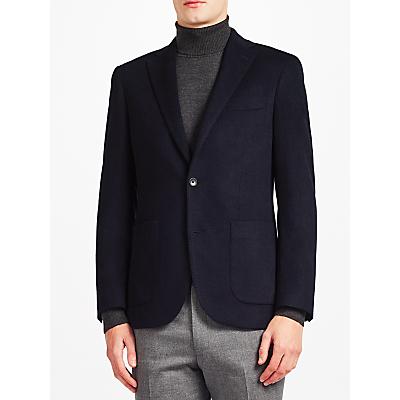 John Lewis Tailored Fit Cashmere Blazer