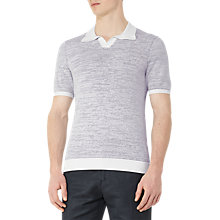 Buy Reiss Thompson Textured Polo Shirt Online at johnlewis.com