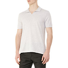 Buy Reiss Marcelos Open Collar Polo Shirt Online at johnlewis.com
