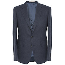 Buy Thomas Pink Bray Wool Cashmere Blazer, Navy Online at johnlewis.com