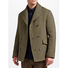 Buy JOHN LEWIS & Co. Made in Manchester Jeep Coat, Grey Online at johnlewis.com