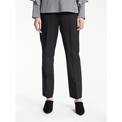 Gerry Weber Pamela Straight Leg Trousers, Black