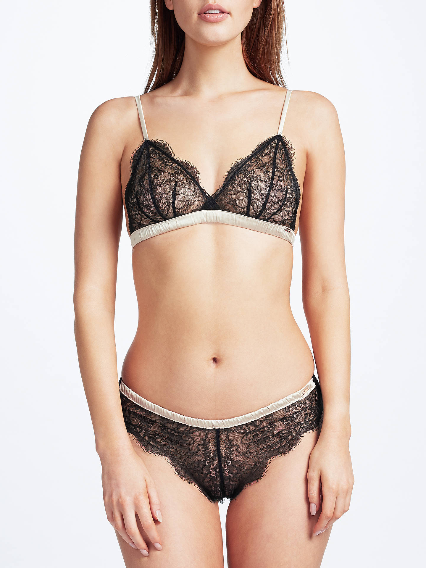 28798ae540f6f Buy Somerset by Alice Temperley Mia Triangle Soft Cup Lace Bra and Brief Set