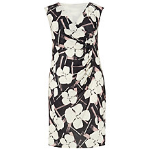 Buy Studio 8 Annika Dress, Black/Ivory Online at johnlewis.com