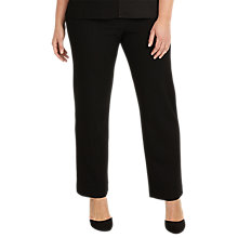Buy Studio 8 Phillis Trousers, Black Online at johnlewis.com