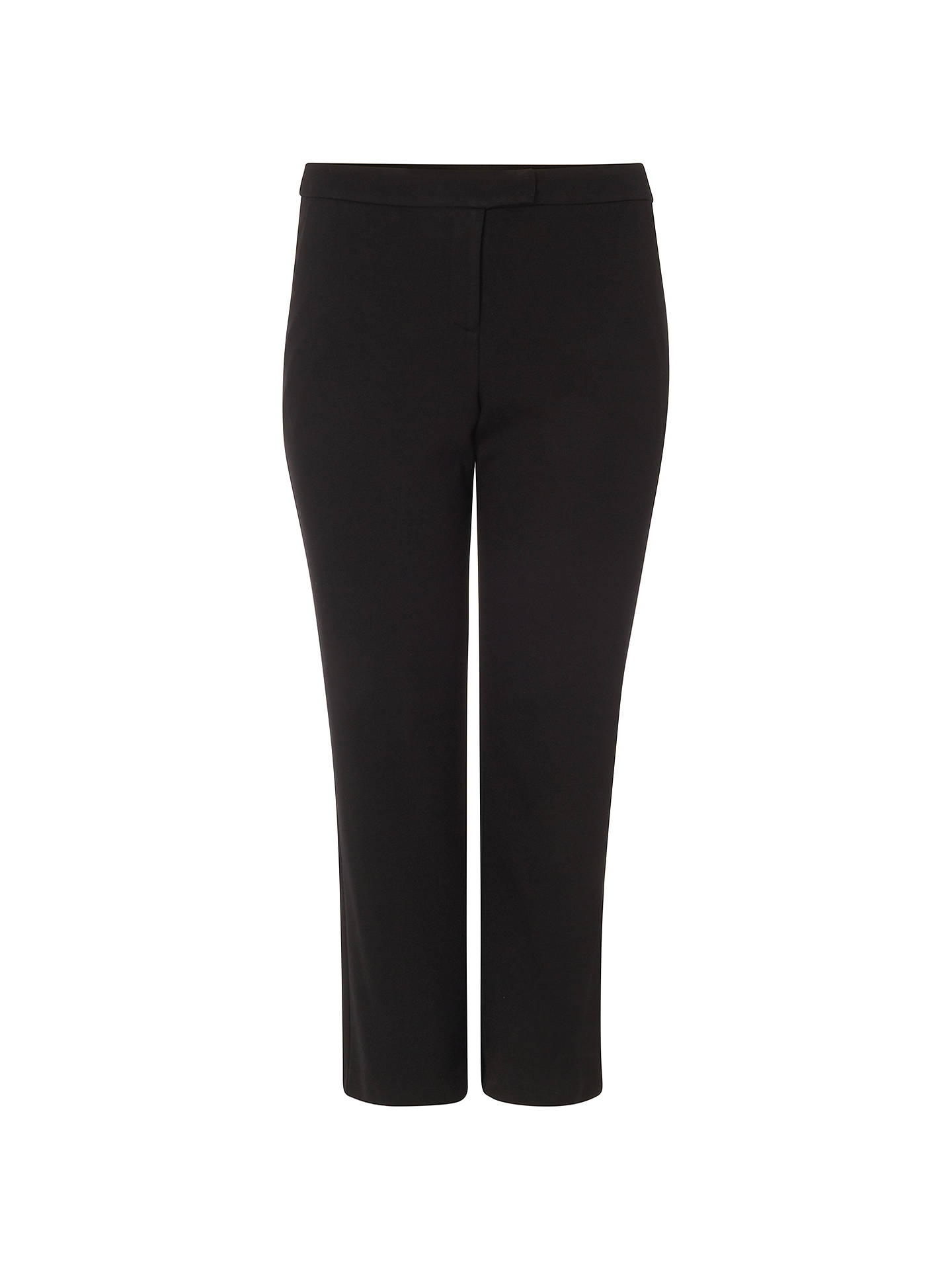 Buy Studio 8 Phillis Trousers, Black, 12 Online at johnlewis.com