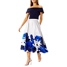 Buy Coast Magda Skirt, Multi Online at johnlewis.com
