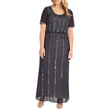 Buy Studio 8 Aria Dress, Navy Online at johnlewis.com